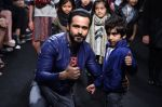 Emraan Hashmi walk the ramp for The Hamleys Show styled by Diesel Show at Lakme Fashion Week 2016 on 28th Aug 2016 (574)_57c3c8653a7e3.JPG