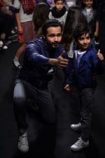 Emraan Hashmi walk the ramp for The Hamleys Show styled by Diesel Show at Lakme Fashion Week 2016 on 28th Aug 2016 (593)_57c3c8cb087ab.JPG