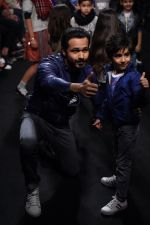 Emraan Hashmi walk the ramp for The Hamleys Show styled by Diesel Show at Lakme Fashion Week 2016 on 28th Aug 2016 (594)_57c3c8cf3cc63.JPG