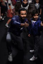 Emraan Hashmi walk the ramp for The Hamleys Show styled by Diesel Show at Lakme Fashion Week 2016 on 28th Aug 2016 (595)_57c3c8d300335.JPG