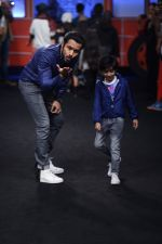 Emraan Hashmi walk the ramp for The Hamleys Show styled by Diesel Show at Lakme Fashion Week 2016 on 28th Aug 2016 (601)_57c3c8e7e751d.JPG