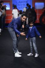 Emraan Hashmi walk the ramp for The Hamleys Show styled by Diesel Show at Lakme Fashion Week 2016 on 28th Aug 2016 (604)_57c3c8f2ed70b.JPG