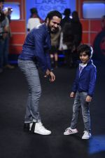Emraan Hashmi walk the ramp for The Hamleys Show styled by Diesel Show at Lakme Fashion Week 2016 on 28th Aug 2016 (616)_57c3c92759d87.JPG