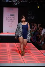 Model walk the ramp for Little Shilpa Show at Lakme Fashion Week 2016 on 28th Aug 2016 (317)_57c3c3616a9e5.JPG