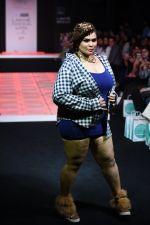 Model walk the ramp for Little Shilpa Show at Lakme Fashion Week 2016 on 28th Aug 2016 (324)_57c3c36f4e49b.JPG