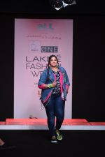 Model walk the ramp for Little Shilpa Show at Lakme Fashion Week 2016 on 28th Aug 2016 (326)_57c3c3742412b.JPG