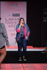 Model walk the ramp for Little Shilpa Show at Lakme Fashion Week 2016 on 28th Aug 2016 (328)_57c3c37b3757a.JPG