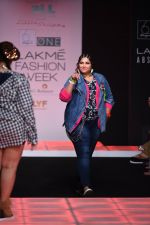 Model walk the ramp for Little Shilpa Show at Lakme Fashion Week 2016 on 28th Aug 2016 (330)_57c3c383a5a76.JPG