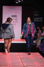 Model walk the ramp for Little Shilpa Show at Lakme Fashion Week 2016 on 28th Aug 2016 (332)_57c3c38d1b108.JPG