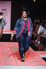 Model walk the ramp for Little Shilpa Show at Lakme Fashion Week 2016 on 28th Aug 2016 (333)_57c3c38ff2f7e.JPG
