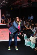 Model walk the ramp for Little Shilpa Show at Lakme Fashion Week 2016 on 28th Aug 2016 (339)_57c3c39d996af.JPG