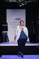 Model walk the ramp for Little Shilpa Show at Lakme Fashion Week 2016 on 28th Aug 2016 (405)_57c3c408c816b.JPG