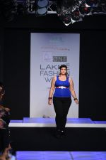 Model walk the ramp for Little Shilpa Show at Lakme Fashion Week 2016 on 28th Aug 2016 (426)_57c3c4267b447.JPG