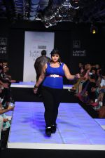 Model walk the ramp for Little Shilpa Show at Lakme Fashion Week 2016 on 28th Aug 2016 (437)_57c3c435ba1ba.JPG