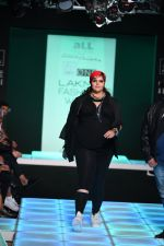 Model walk the ramp for Little Shilpa Show at Lakme Fashion Week 2016 on 28th Aug 2016 (485)_57c3c47945521.JPG