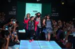 Model walk the ramp for Little Shilpa Show at Lakme Fashion Week 2016 on 28th Aug 2016 (503)_57c3c4970df69.JPG