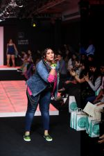 Model walk the ramp for Little Shilpa Show at Lakme Fashion Week 2016 on 28th Aug 2016 (340)_57c3c39f4e331.JPG