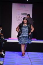 Model walk the ramp for Little Shilpa Show at Lakme Fashion Week 2016 on 28th Aug 2016 (359)_57c3c3bdc491b.JPG