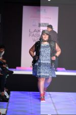 Model walk the ramp for Little Shilpa Show at Lakme Fashion Week 2016 on 28th Aug 2016 (360)_57c3c3bf57aac.JPG