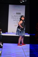 Model walk the ramp for Little Shilpa Show at Lakme Fashion Week 2016 on 28th Aug 2016 (374)_57c3c3d8ea64d.JPG
