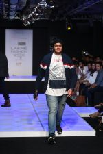 Model walk the ramp for Little Shilpa Show at Lakme Fashion Week 2016 on 28th Aug 2016 (394)_57c3c3f9b3086.JPG