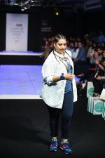 Model walk the ramp for Little Shilpa Show at Lakme Fashion Week 2016 on 28th Aug 2016 (415)_57c3c41758d4d.JPG