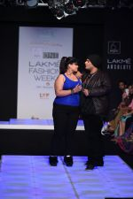 Model walk the ramp for Little Shilpa Show at Lakme Fashion Week 2016 on 28th Aug 2016 (433)_57c3c42f8df2d.JPG