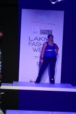 Model walk the ramp for Little Shilpa Show at Lakme Fashion Week 2016 on 28th Aug 2016 (450)_57c3c4458ce53.JPG