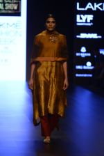 Model walk the ramp for Payal Khandwala Show at Lakme Fashion Week 2016 on 28th Aug 2016 (105)_57c3c61e22747.JPG