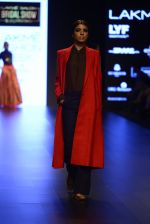 Model walk the ramp for Payal Khandwala Show at Lakme Fashion Week 2016 on 28th Aug 2016 (120)_57c3c667b4c2c.JPG