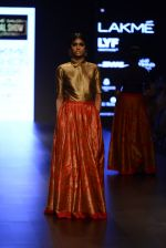 Model walk the ramp for Payal Khandwala Show at Lakme Fashion Week 2016 on 28th Aug 2016 (138)_57c3c6bd1bd73.JPG
