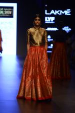 Model walk the ramp for Payal Khandwala Show at Lakme Fashion Week 2016 on 28th Aug 2016 (139)_57c3c6c217c1f.JPG