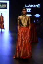 Model walk the ramp for Payal Khandwala Show at Lakme Fashion Week 2016 on 28th Aug 2016 (140)_57c3c6c6ea802.JPG