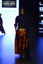 Model walk the ramp for Payal Khandwala Show at Lakme Fashion Week 2016 on 28th Aug 2016 (161)_57c3c72e56015.JPG