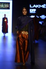 Model walk the ramp for Payal Khandwala Show at Lakme Fashion Week 2016 on 28th Aug 2016 (165)_57c3c73feb52e.JPG