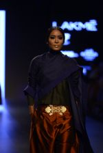Model walk the ramp for Payal Khandwala Show at Lakme Fashion Week 2016 on 28th Aug 2016 (167)_57c3c7453ddd4.JPG