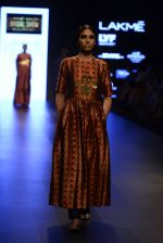 Model walk the ramp for Payal Khandwala Show at Lakme Fashion Week 2016 on 28th Aug 2016 (184)_57c3c7906e390.JPG