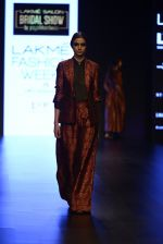 Model walk the ramp for Payal Khandwala Show at Lakme Fashion Week 2016 on 28th Aug 2016 (201)_57c3c7ee65a22.JPG