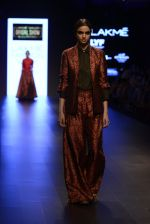Model walk the ramp for Payal Khandwala Show at Lakme Fashion Week 2016 on 28th Aug 2016 (206)_57c3c806c13f1.JPG