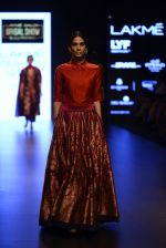 Model walk the ramp for Payal Khandwala Show at Lakme Fashion Week 2016 on 28th Aug 2016 (217)_57c3c83ad9e13.JPG