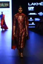 Model walk the ramp for Payal Khandwala Show at Lakme Fashion Week 2016 on 28th Aug 2016 (225)_57c3c85e0d38a.JPG