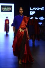 Model walk the ramp for Payal Khandwala Show at Lakme Fashion Week 2016 on 28th Aug 2016 (239)_57c3c8a038592.JPG