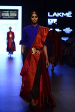 Model walk the ramp for Payal Khandwala Show at Lakme Fashion Week 2016 on 28th Aug 2016 (240)_57c3c8a47a341.JPG