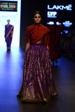 Model walk the ramp for Payal Khandwala Show at Lakme Fashion Week 2016 on 28th Aug 2016 (267)_57c3c9197a4ce.JPG