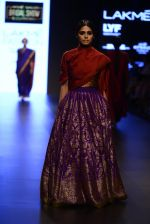 Model walk the ramp for Payal Khandwala Show at Lakme Fashion Week 2016 on 28th Aug 2016 (268)_57c3c91ea8347.JPG
