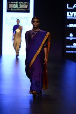 Model walk the ramp for Payal Khandwala Show at Lakme Fashion Week 2016 on 28th Aug 2016 (276)_57c3c93eeea3f.JPG