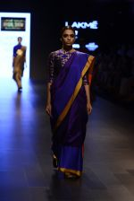 Model walk the ramp for Payal Khandwala Show at Lakme Fashion Week 2016 on 28th Aug 2016 (279)_57c3c9463903a.JPG