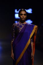 Model walk the ramp for Payal Khandwala Show at Lakme Fashion Week 2016 on 28th Aug 2016 (283)_57c3c95100c13.JPG
