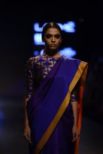 Model walk the ramp for Payal Khandwala Show at Lakme Fashion Week 2016 on 28th Aug 2016 (285)_57c3c954ac36b.JPG