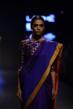 Model walk the ramp for Payal Khandwala Show at Lakme Fashion Week 2016 on 28th Aug 2016 (286)_57c3c95648375.JPG